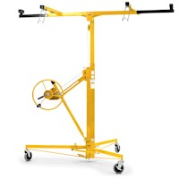 Portable Tilting Drywall Plasterboard Lifter 11ft