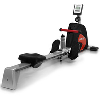 Powertrain Magnetic Flywheel Rowing Machine Black