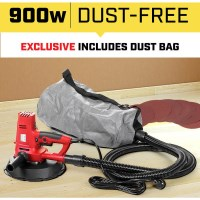 Dust Free Electric Handheld Drywall Sander 900W