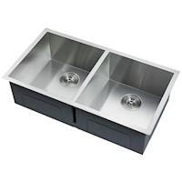 Stainless Steel Laundry or Kitchen Sink 770 x 450mm
