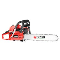 2 Stroke Petrol Chainsaw Tree Log Cutter 62cc 20in