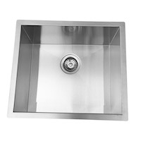 Stainless Steel Kitchen Laundry Sink 510x450mm