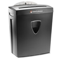 Centurion 10 Sheet Cross Cut Paper Shredder 21L