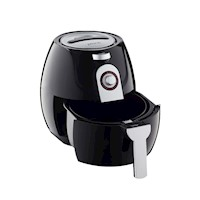 Pronti Metal Stand Air Fryer Black 240V 1500W 4.0L