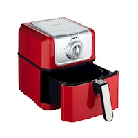 Pronti Low Fat Oil Free Air Fryer in Red 3.5L