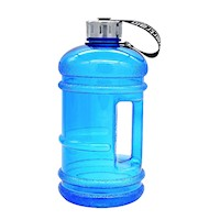 Enviro Jumbo Drink Water Bottle in Sea Blue 2.2L