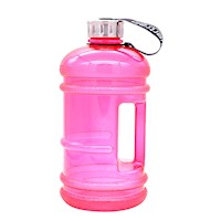 Enviro Jumbo Drink Water Bottle in Pink 2.2L