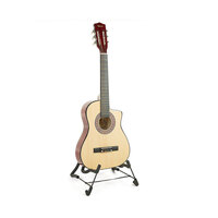 Karrera Kids Acoustic Guitar w/ Bag in Natural 32in