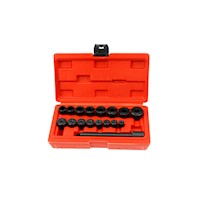 17 Piece Universal Vehicle Clutch Aligning Tool Set