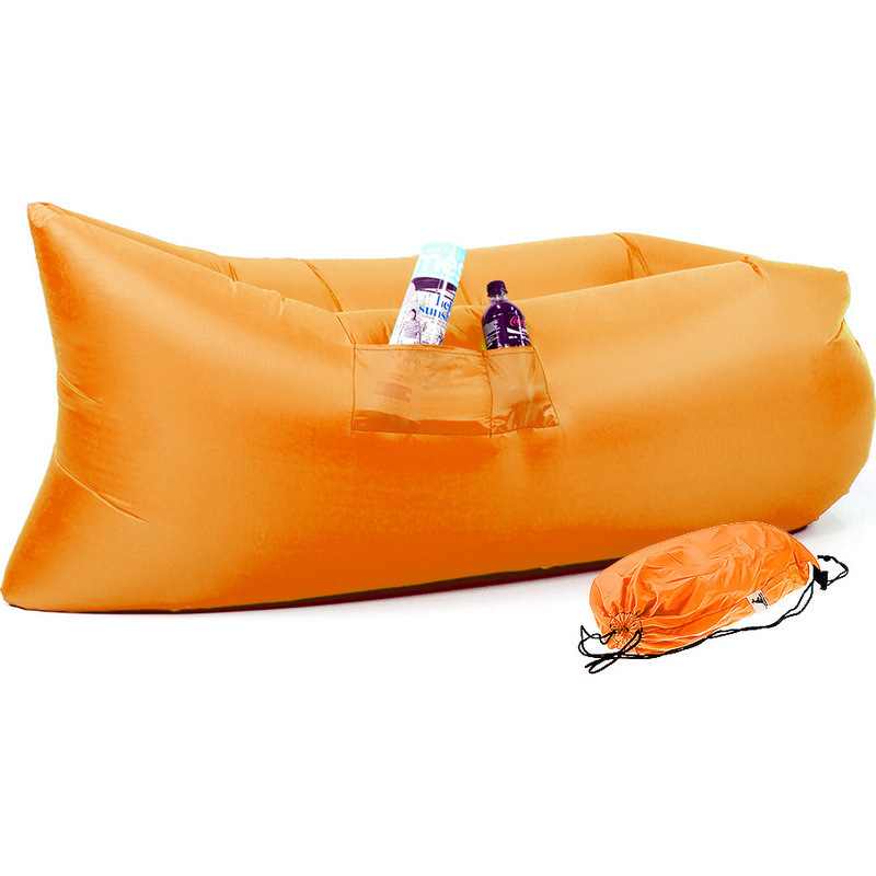 Wallaroo Inflatable Air Bed Lounge Sofa in Orange Buy  : air bed or02 from www.mydeal.com.au size 800 x 800 jpeg 114kB
