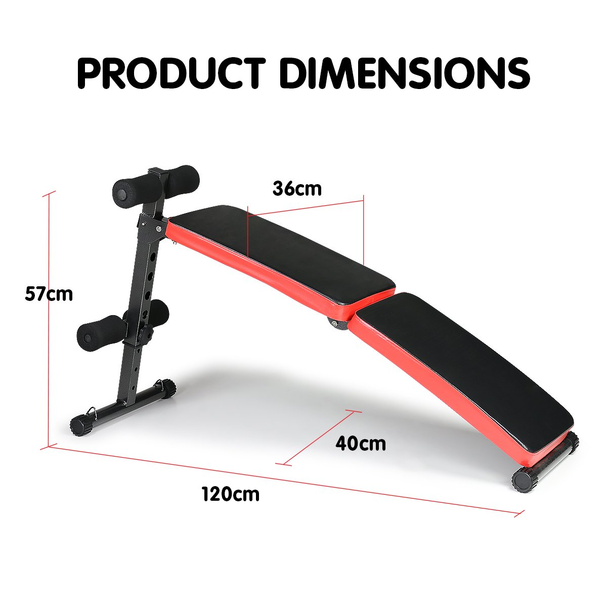 Bench Press Resistance Bands: New Decline Sit Up Home Gym Weight Bench Press Fitness