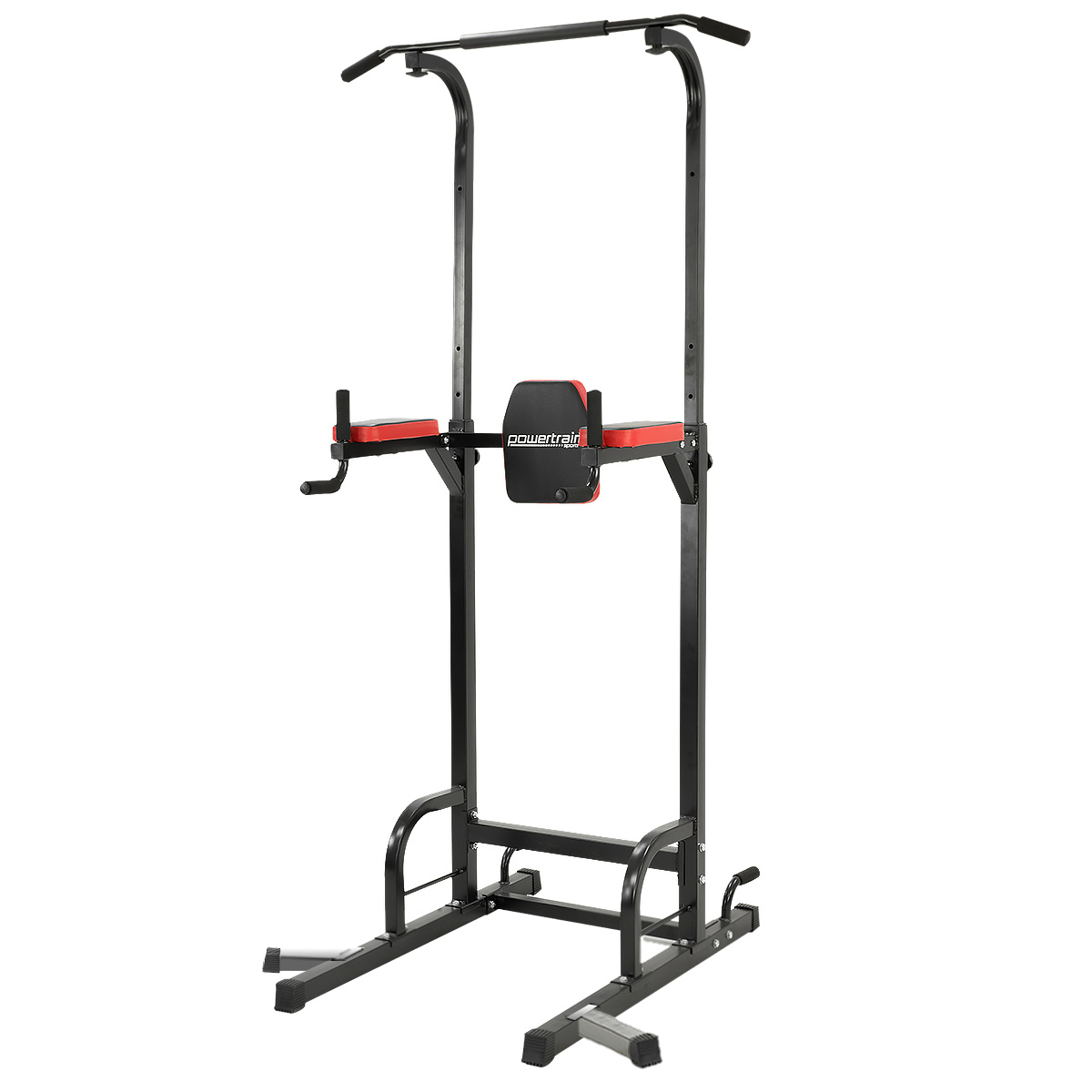 New powertrain power tower chin abs dip pull up multistation home