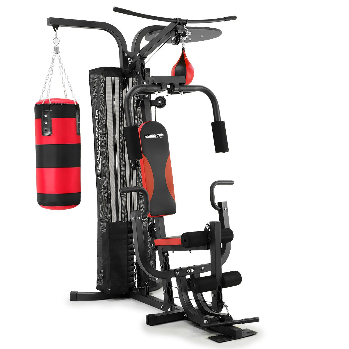 New multistation home gym exercise equipment total workout fitness