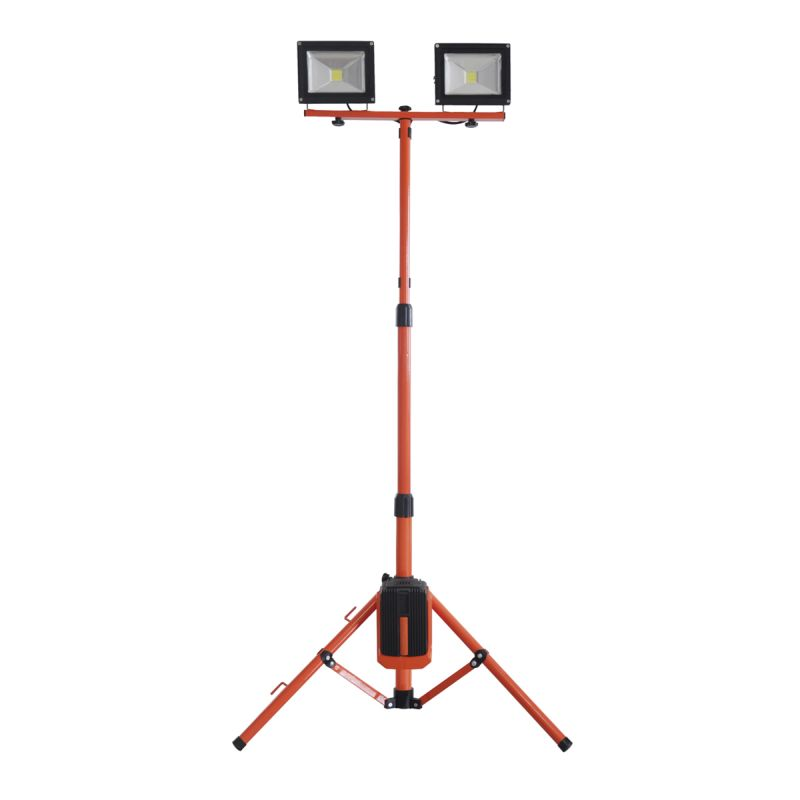 Redback Battery Powered Portable Outdoor Floodlight
