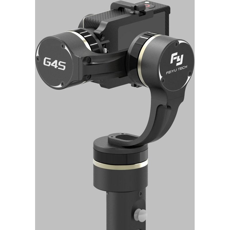 how to make a 3 axis camera gimbal