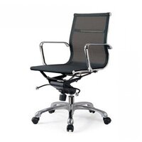 Eames Inspired Professional Mesh Office Chair Black