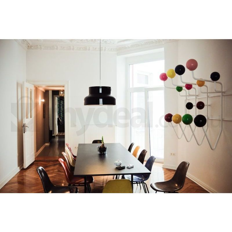 eames replica multicolour hang it all wall rack buy wall. Black Bedroom Furniture Sets. Home Design Ideas