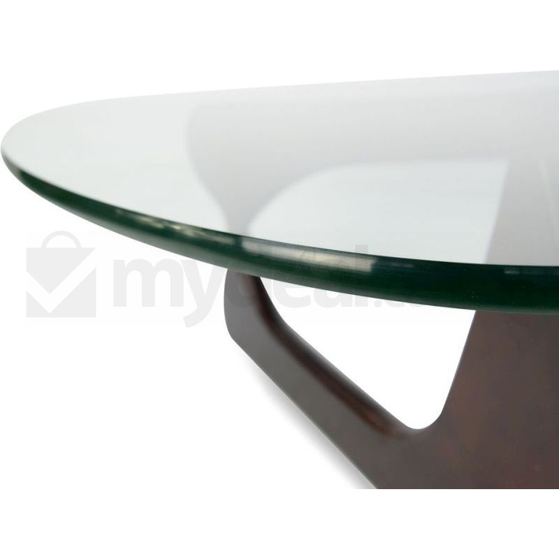 Isamu noguchi replica dark walnut coffee table buy coffee tables Noguchi replica coffee table