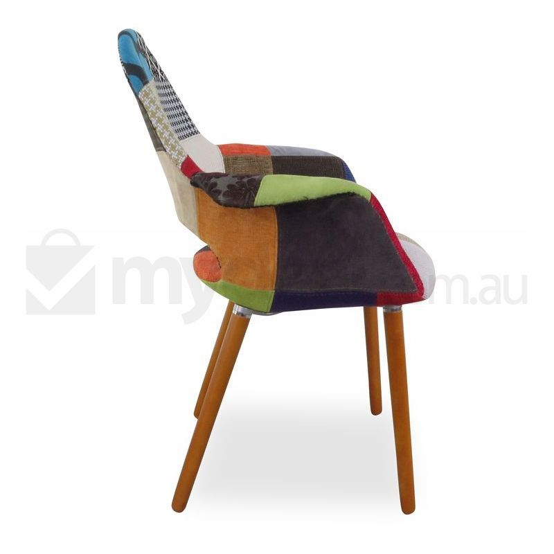 2x Multicolour Eames Organic Round Dining Chair Buy Sets  : DC223x21867 from www.mydeal.com.au size 800 x 800 jpeg 46kB