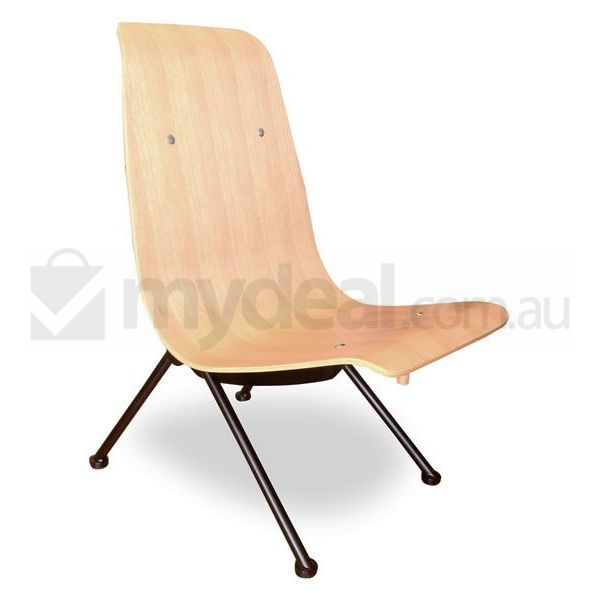 Antony natural lounge chair jean prouve replica buy for Lounge chair replica