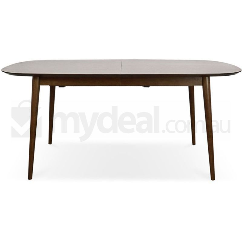 Extendable Wood Dining Table Nt