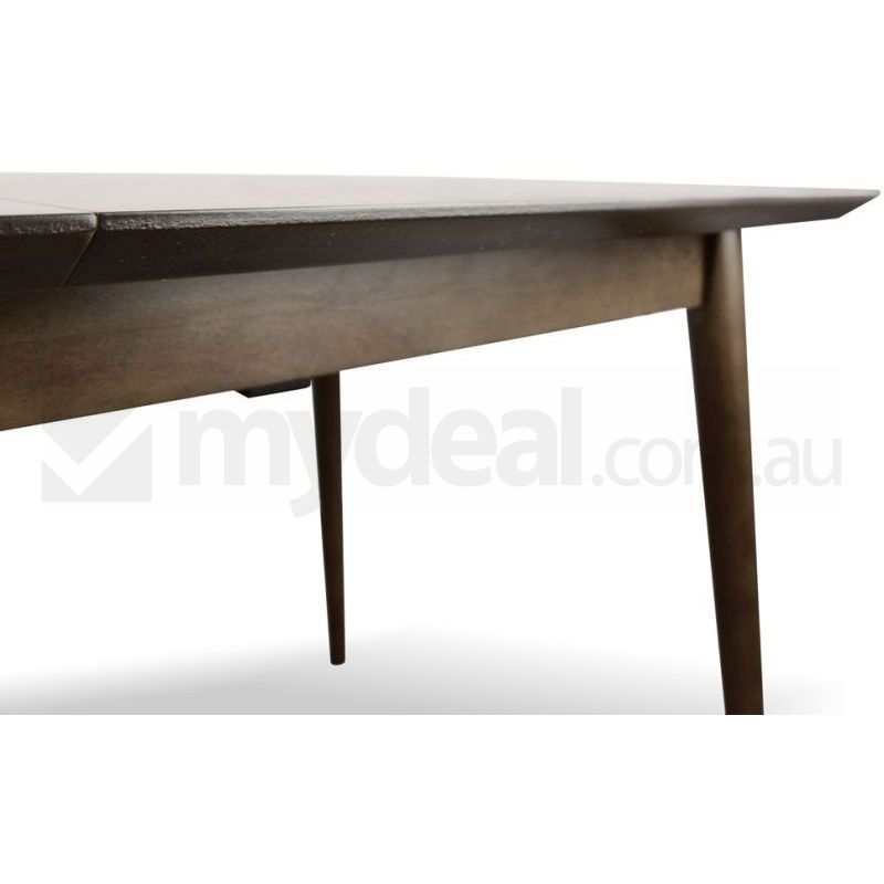Johansen Extendable Oak Wood Dining Table in Walnut Buy  : DT780WAL VN2911 from www.mydeal.com.au size 800 x 800 jpeg 40kB