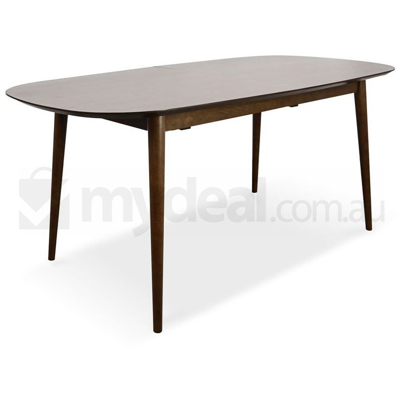 Johansen Extendable Oak Wood Dining Table in Walnut Buy  : DT780WAL VN2912 from www.mydeal.com.au size 800 x 800 jpeg 35kB