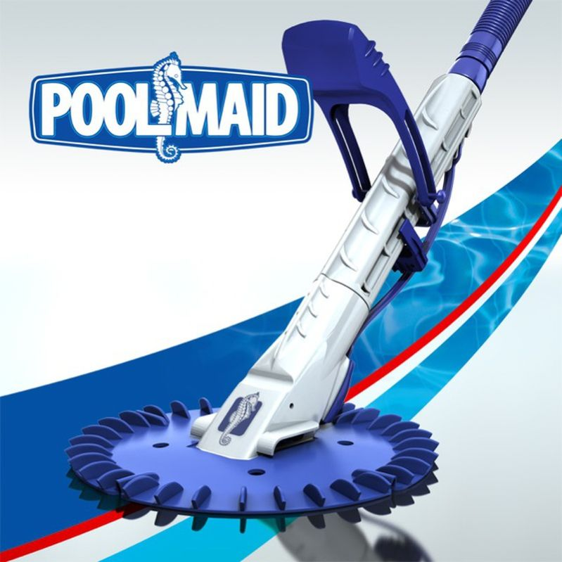 Poolmaid Automatic Swimming Pool Vacuum Cleaner Buy Automatic Pool Cleaners