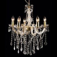 Marie Therese 5 Light Crystal Chandelier - Allure