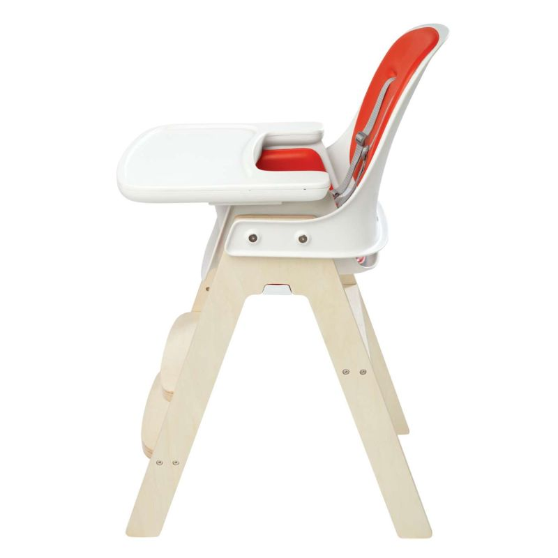 Oxo Tot Sprout Baby High Chair In Orange And Birch Buy