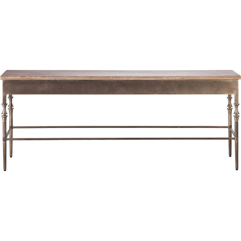 Minimal rustic wrought iron wood coffee table buy coffee tables Rustic iron coffee table