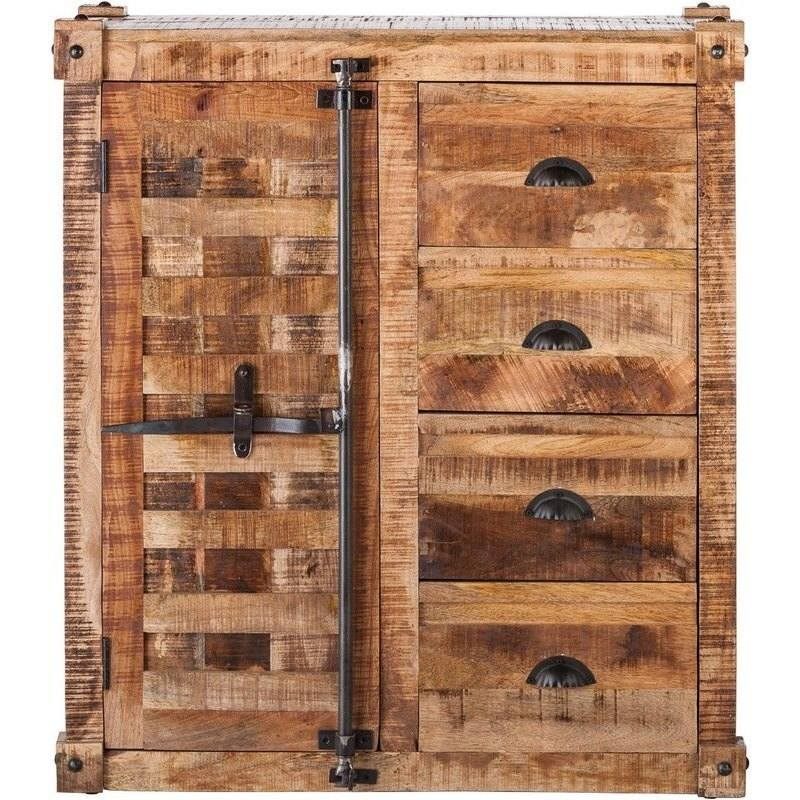 Small Movable Kitchen Island For Sale Thinc Technology: Iron & Wood Rustic Sideboard Buffet Storage Cabinet