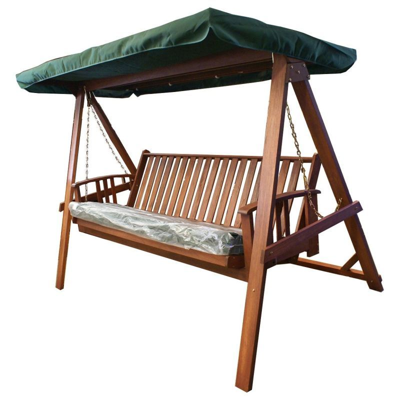 Outdoor Swing Chair Bench amp Bed W Canopy Cushion Buy Day Beds