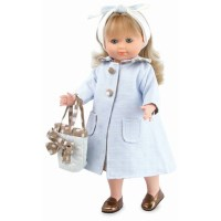 Petitcollin Shopping Girl with Purse French Doll