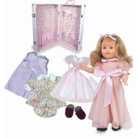 Petitcollin Marie Francoise Kid's Little Girl Doll
