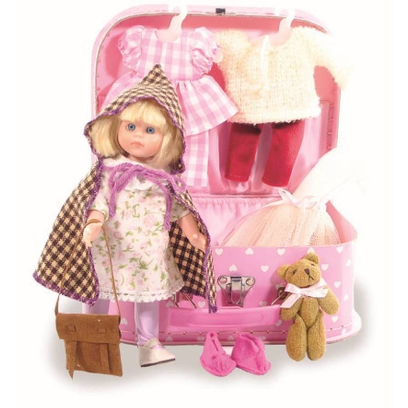 Petitcollin Camille My Doll's Day French Doll Set