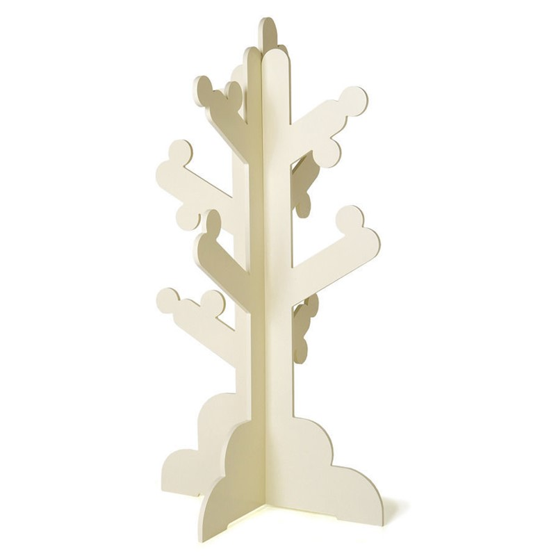 P'kolino Kid's Clothes Rack Coat Stand Tree White