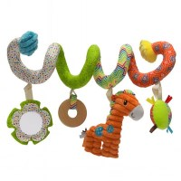 GaGa Spiral Activity Toy Colourful Interactive Farm