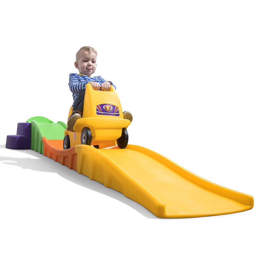 Up & Down Roller Coaster   Buy Outdoor Play Equipment - 7 ...