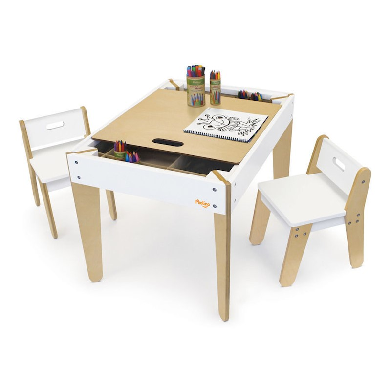 p 39 kolino little modern kids tables and chairs buy kid 39 s tables chairs 608938220325. Black Bedroom Furniture Sets. Home Design Ideas