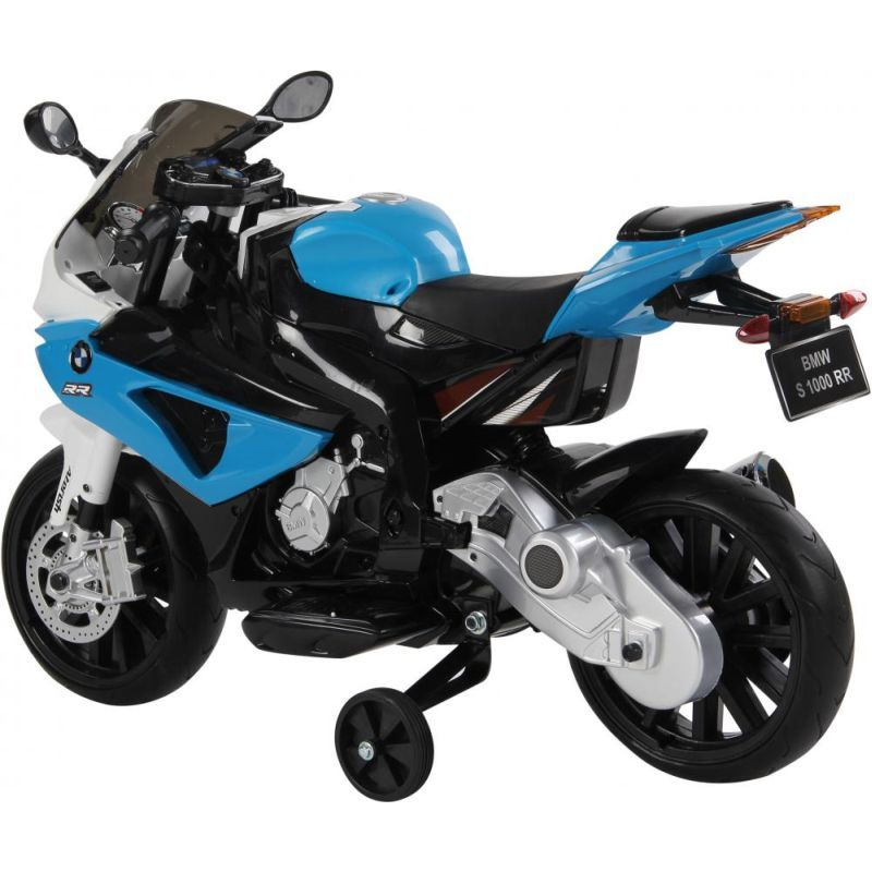 bmw kids ride on electric motorbike in blue 12v buy electric ride on bikes