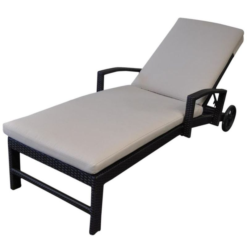 Miami Outdoor Sun Lounge Bed w Wheels in Charcoal Buy  : 232 CHARCOAL01 from www.mydeal.com.au size 800 x 800 jpeg 48kB