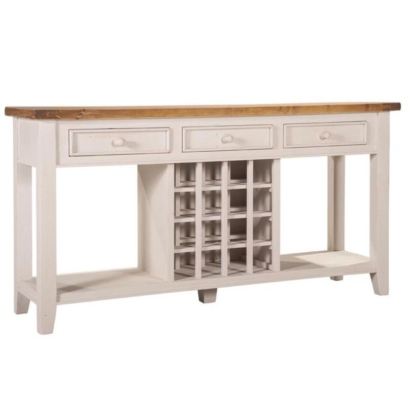 21 Beautiful Kitchen Islands And Mobile Island Benches: Leura Portable Kitchen Island & 12 Bottle Wine Rack