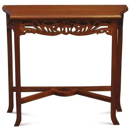 Contemporary Butterfly Timber Hall Table Mahogany Buy  : 20032541301 from www.mydeal.com.au size 525 x 525 jpeg 26kB