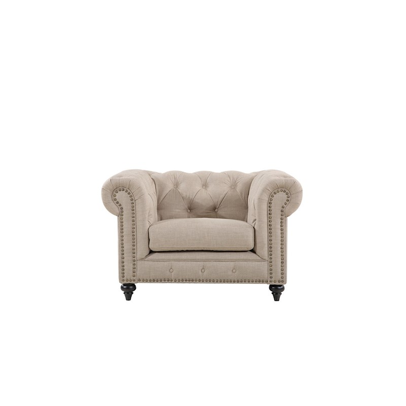 Chesterfield Sofa With Accent Chairs.Bt Chesterfield Sofa Arm Chair