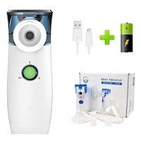 Cordless Ultrasonic Handheld Portable Nebuliser