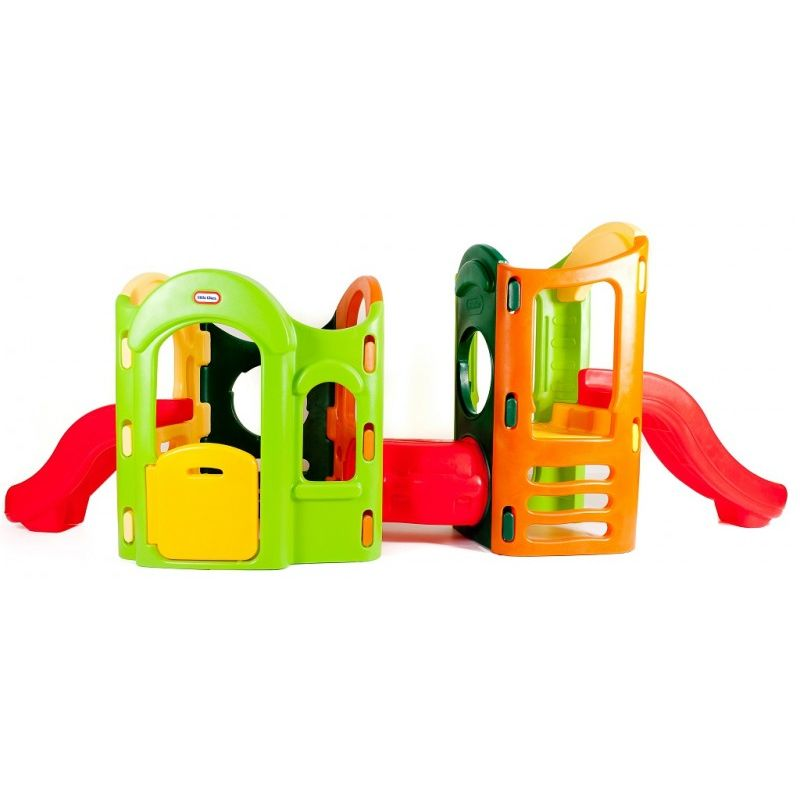 Little tikes 8 in 1 outdoor playground equipment buy for Little tikes outdoor playset