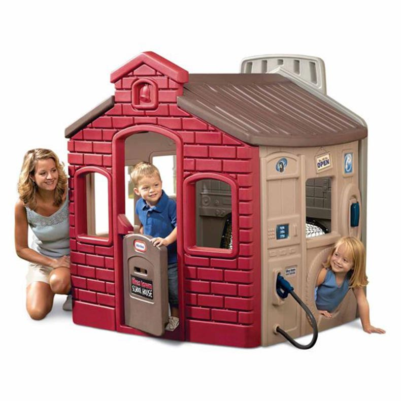 Little Tikes Endless Adventure Town Playhouse Red Buy