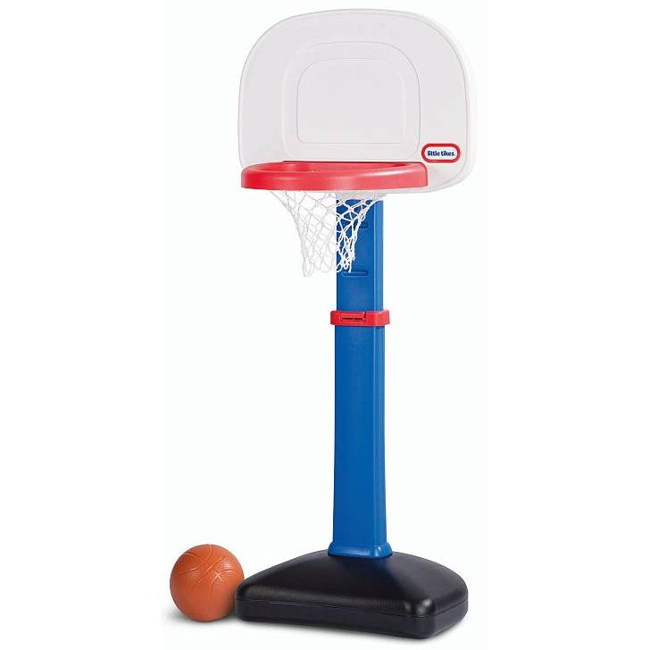 Little Tikes Kids Basketball Ring Set Totsports Toy Buy