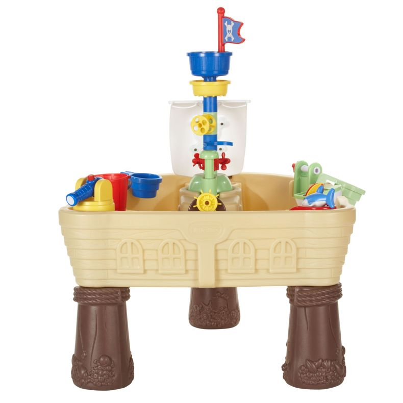 Little Tikes Anchors Away Pirate Ship Water Table Buy